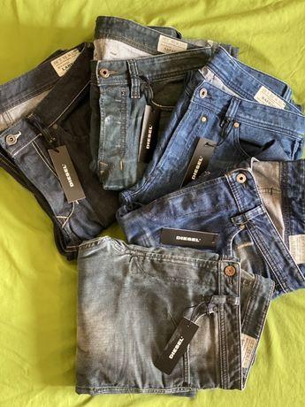 Diesel джинсы, штаны, джоггеры, брюки (Bogner, Lagerfeld, Hugo Boss)