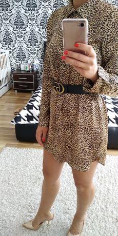 Sukienka Koszula Zara