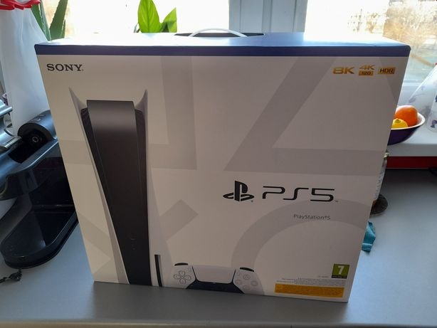 PlayStation 5 nowa konsola
