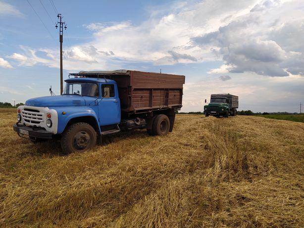 Грузопeрeвезення,вантажоперевезення зил, зерно, жом. Вивоз мусора.