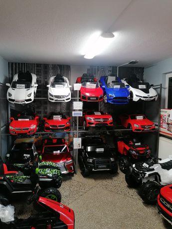 Samochody Motory Quady na akumulator dla dzieci