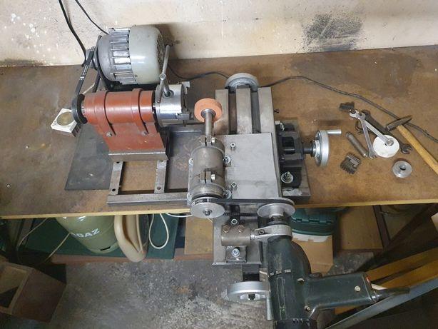 urządzenie maszyna ostrzałka do sitek