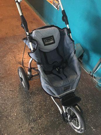 Прогулочная коляска Quinny без крыши