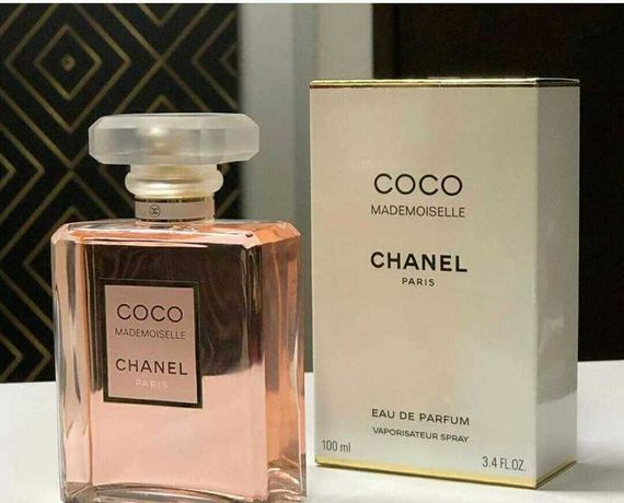 Духи chanel coco mademoiselle 100ml
