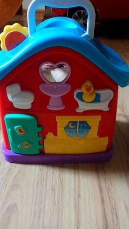 Детский музыкальный домик