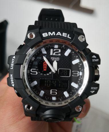 Zegarek męski Military w wersji czarnej