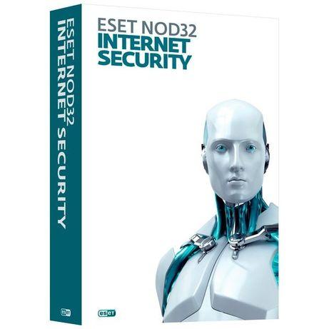 Eset Nod32 internet security 1год 1пк, гарантия оплата после активации