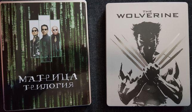 Стилл-бук блю-рей Россомаха: бессмертный Wolverine