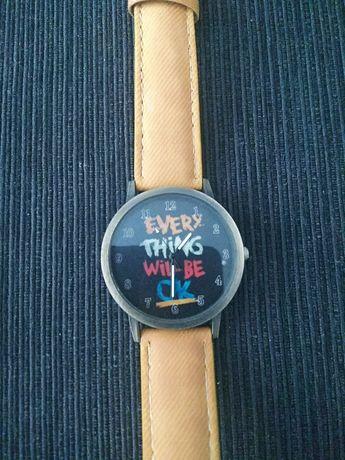 Zegarek unisex nowiusieńki