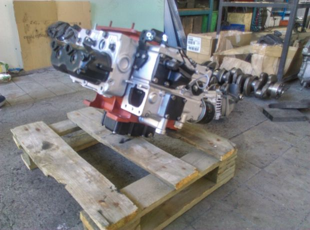 KUBOTA silnik ZB 600,ZB 400 NOWY