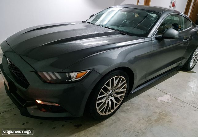Ford Mustang 2.3i EcoBoost
