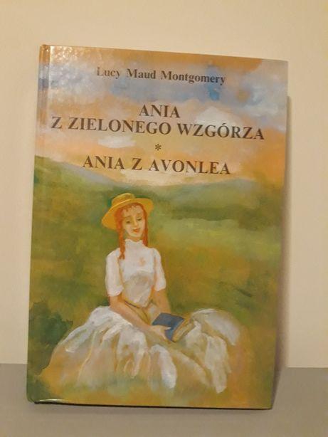 Lucy Maud Montgomery. Ania z Zielonego Wzgórza + Ania z Avonlea