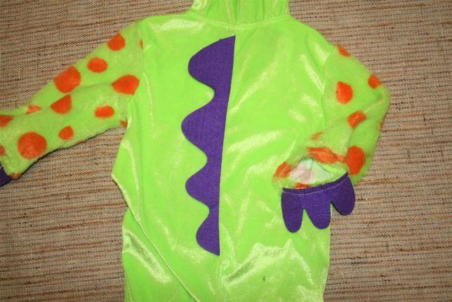 кигуруми человечек костюм динозавр монстрика чудика чудовище