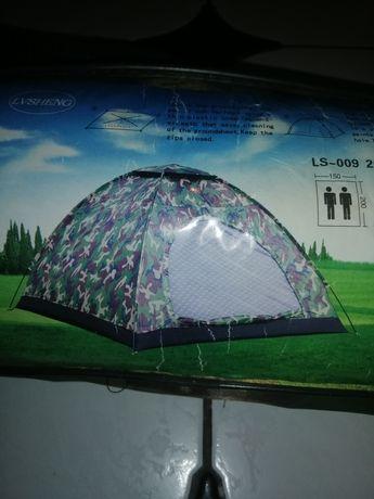 Палатка новая 2х местная