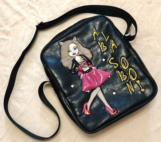 сумка для девочки монстер хай monster high клодин вульф alba soboni