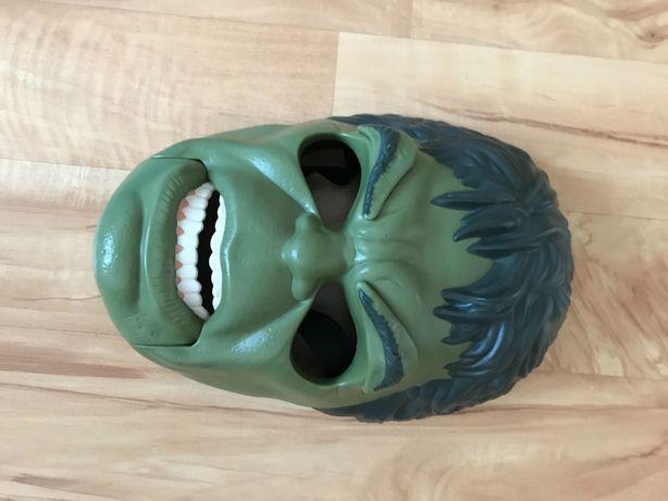Maska hulk z ruchoma szczeka