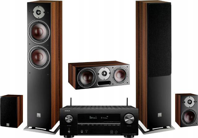 Denon AVR-X2600H + DALI OBERON 7 / 1 / Vocal - od ręki - sklep WROCŁAW