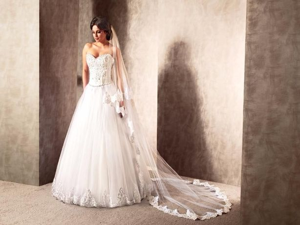 Mam do sprzedania sukienkę ślubną firmy Kareen
