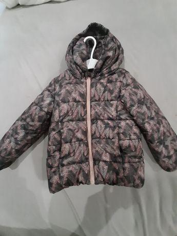Куртка детская 4 года 104 см