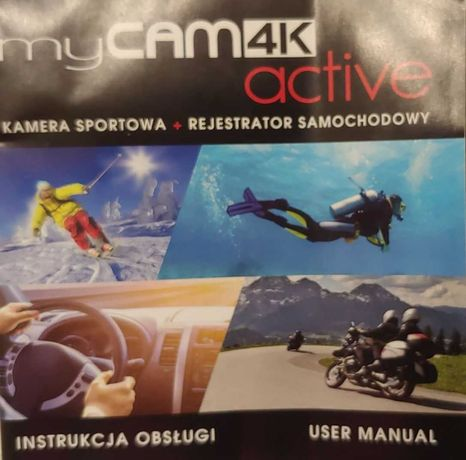 Kamera NavRoad myCAM 4K active