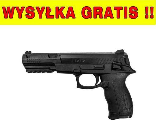 Wiatrówka Pistolet Umarex DX17 - BBS i zwykły śrut 4,5 Wysyłka Gratis