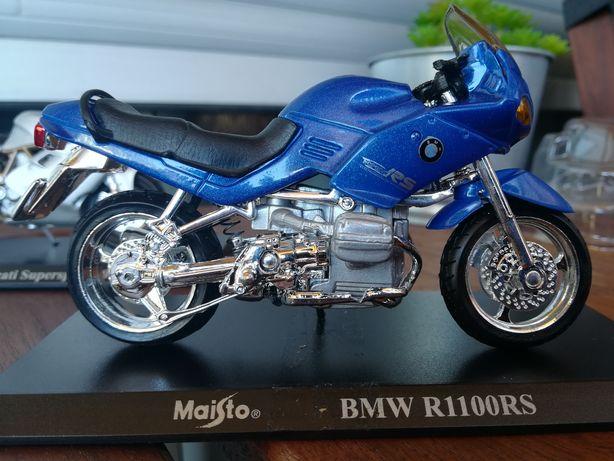 Motos miniatura (três motos)