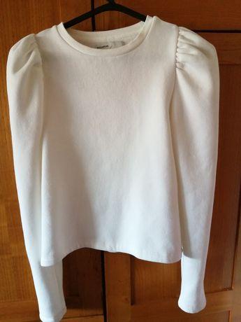 Swetshirt Pull and Bear Manga balao + Camisa de Ganga Stradivarius
