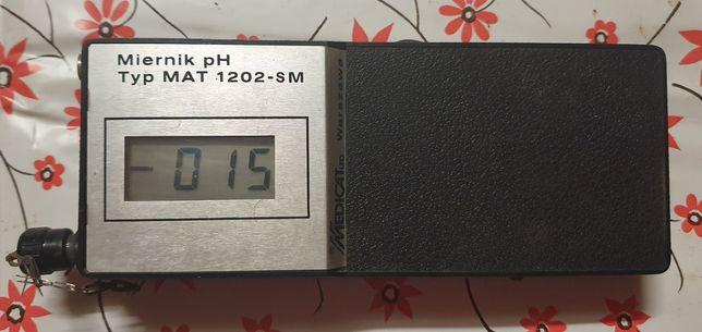 Miernik pH Medicat Mat 1202 SM + etui