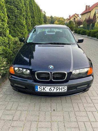 BMW e46 sedan 318