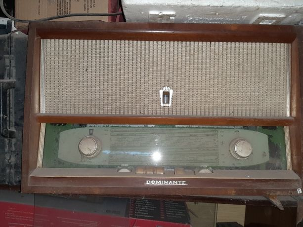 radio lampowe dominante