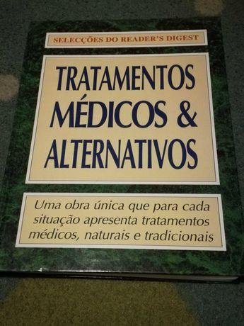 Livro Tratamentos médicos e alternativos