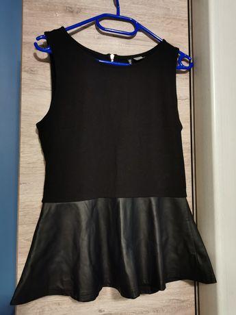 Czarna bluzeczka H&M