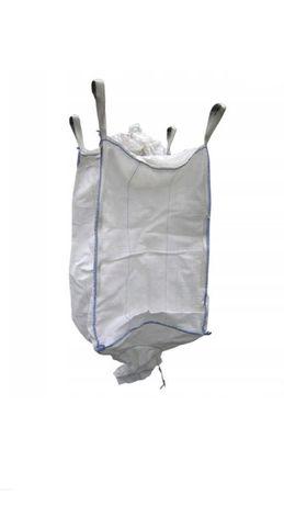 Woeki typu BIG BAG na śmieci węgiel mocne worki 92/92/114 cm
