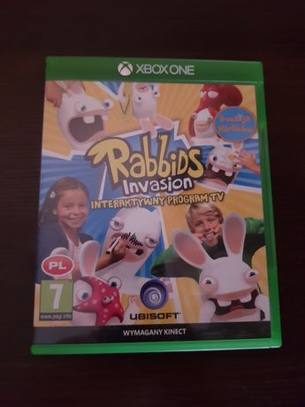 Rabbids invation xbox one PL