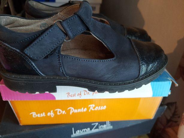 Продам фірмові туфлі для школи,шкіряні повністю ,,20см по стельці