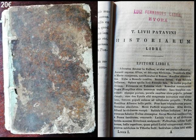 Livros religiosos:latim,Cristo, senhor,Jesus, Papa, paz