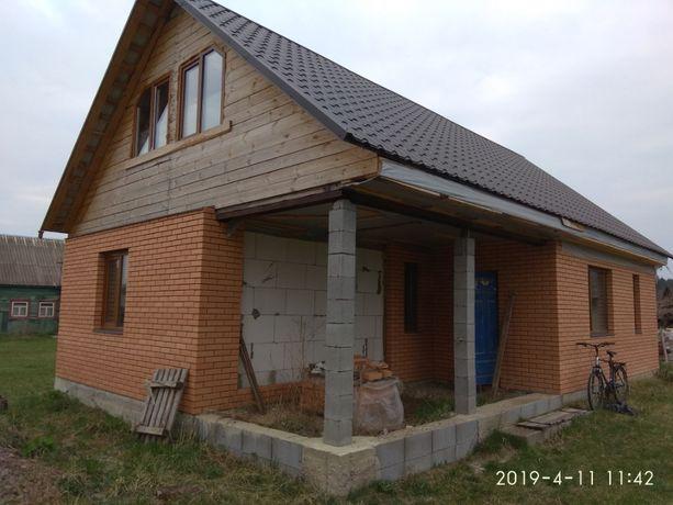 Срочно продам дом с.Рудня, Полесский сельский совет.