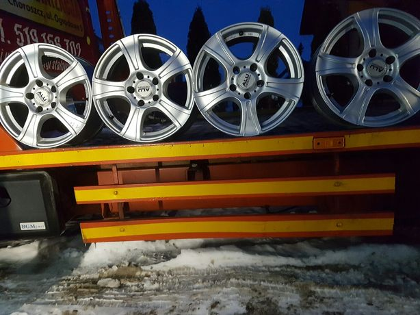 Felgi Aluminiowe Opel Astra J-K R16 5x115 ET38 7J