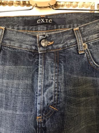 Jeansy męskie Exté oryginalne, nowe, różne rozmiary