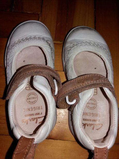 Кожа туфли мокасины кеды Clarks Ecco