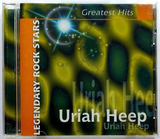 Uriah Heep Greatest Hits Legendary Rock Stars 1999r