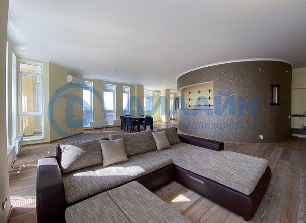 ВИП квартира180 м2 с панорамным видом на р. Днепр Немировича-Данченко
