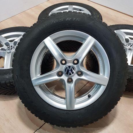 Диски VW R15 5x112 Passat Golf Caddy Touran Skoda Octavia Audi A4 Seat
