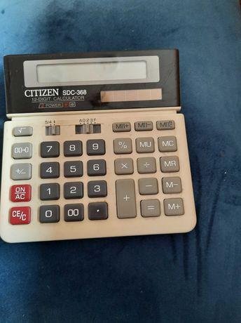 kalkulator CITIZEN SDC 368