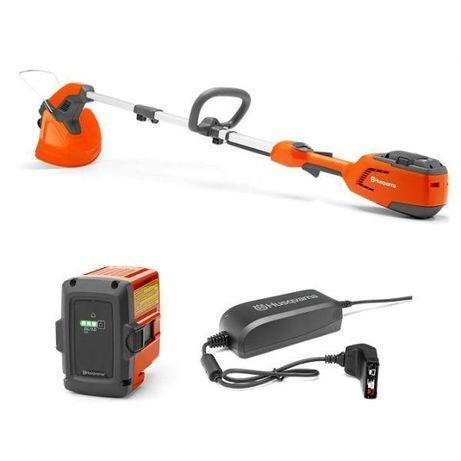 Kit Aparador de relva 115iL +carregador + bateria