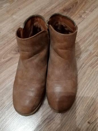 2 pary butów 34, 35