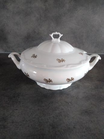 Waza na zupę z porcelany