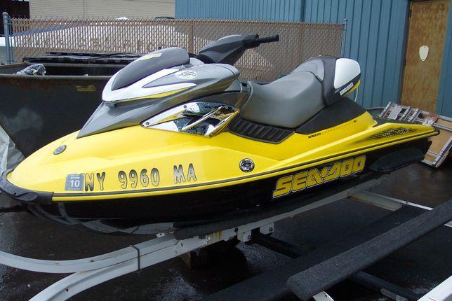 Skuter wodne SEA DOO RXP 215na części !! Manetka