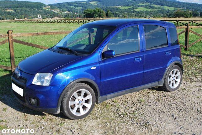 Fiat Panda Fiat Panda 100hp