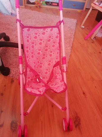 Wózek tzw. Parasolka dla lalek